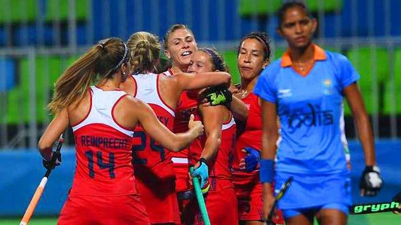 Rio Olympics 2016 US thrash India 30 in women's hockey