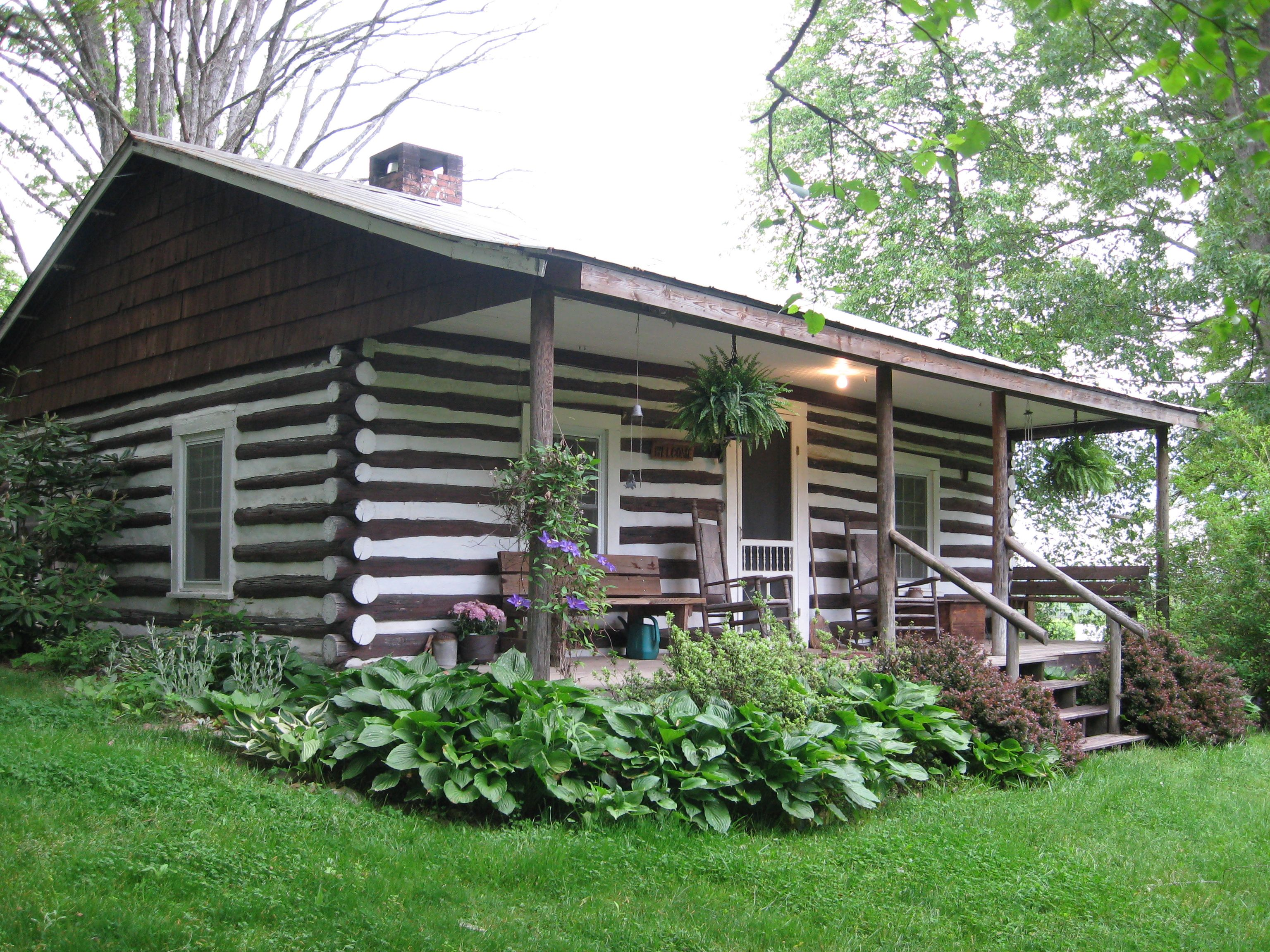 Getting away from it all at Abner's Cabin | Traveling With Teddy