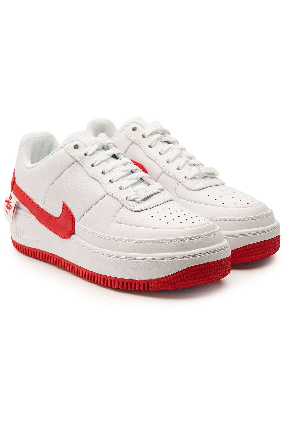 quality design b939f b7ef0 Nike - Air Force 1 Jester XX Leather Sneakers on STYLEBOP.com