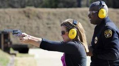 01.15.2014 Number of women arming themselves for self-defense continues to rise (VIDEO)