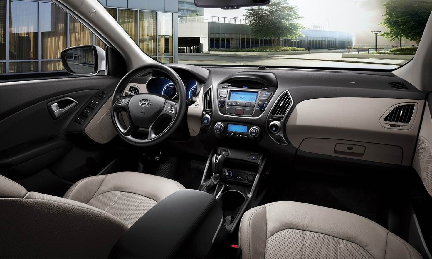 2015 Hyundai Tucson Interior Decor With Flair Reflects Your