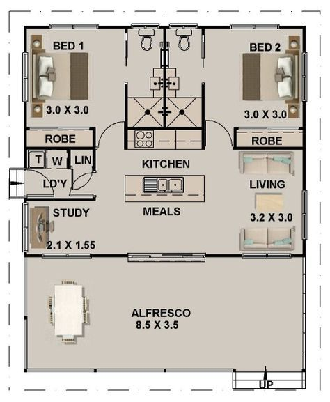 bed study granny flat house plan bedroom design see our new range here small plans also best grandma tiny ideas images in rh pinterest