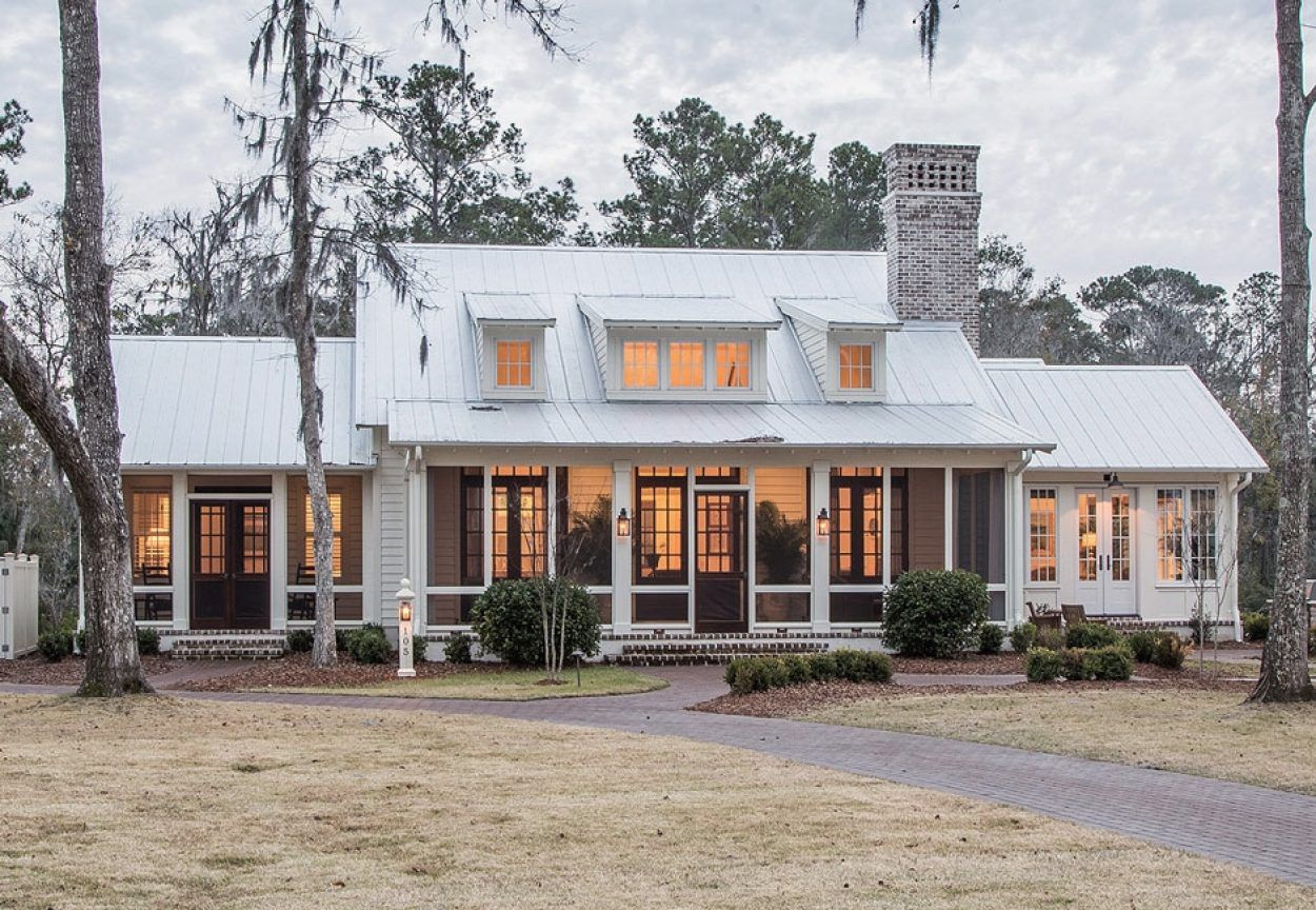 Coastal Architecture Lowcountry Home Design Palmetto Bluff Farmhouse Style House Coastal Architecture House Design
