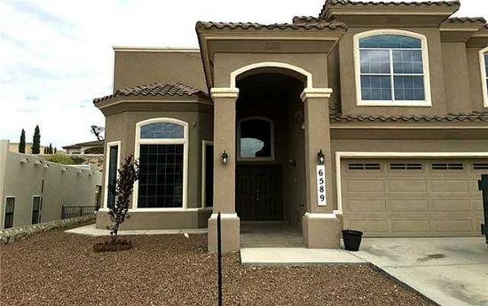 6589 Hermoso Del Sol, El Paso, TX 79911  Call: 915-629-9880