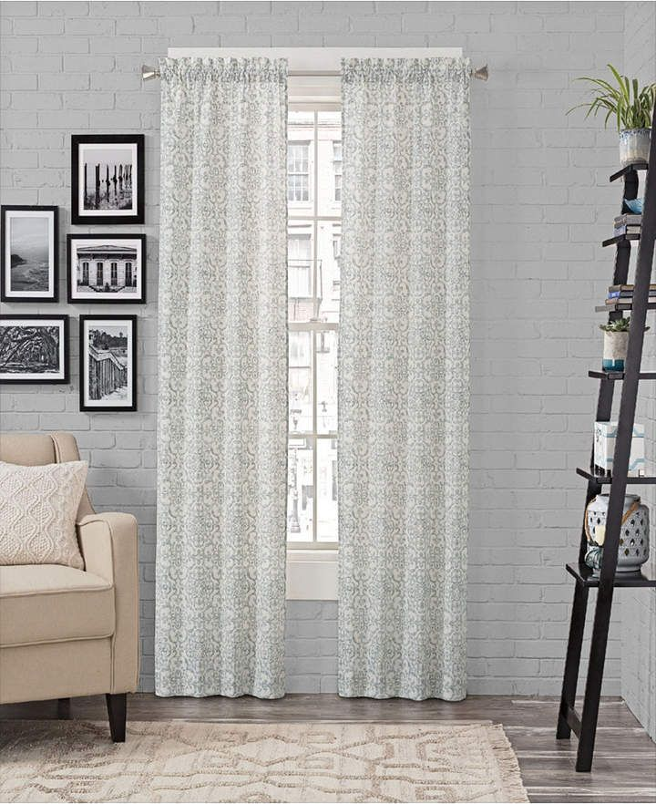Ellery Homestyles Brockwell 56 X 95 Panel Pair Products In 2019