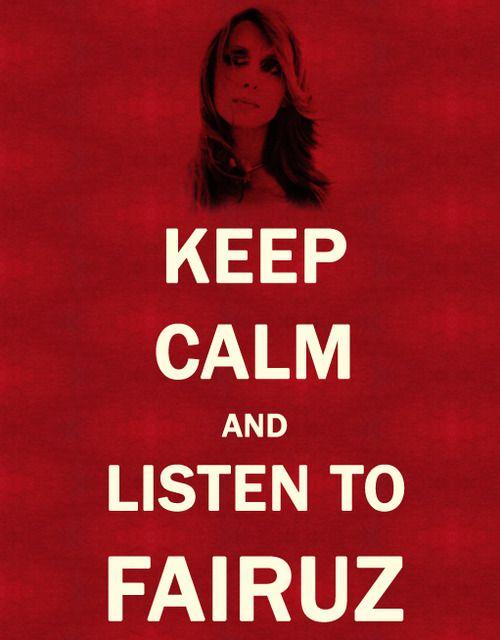 ♥ Fairouz