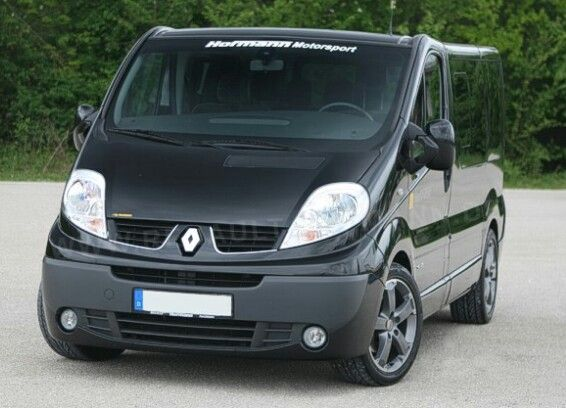 hoffmann renault trafic renault trafic pinterest. Black Bedroom Furniture Sets. Home Design Ideas