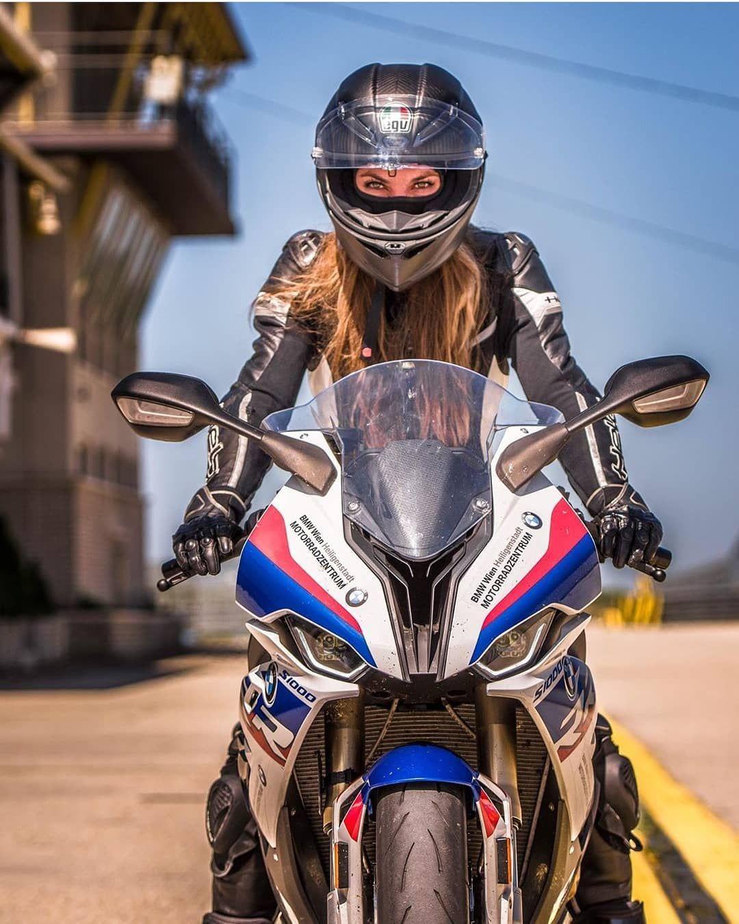 "Birka by the DONE brand on Instagram: ""We LOVE moto 😍😎😏 Courtesy of Birka Racing Follow: @alina_cateyka . #birkaracing #motorcycle #squats #trackday #gridgirls #ride #isleofmantt…"""