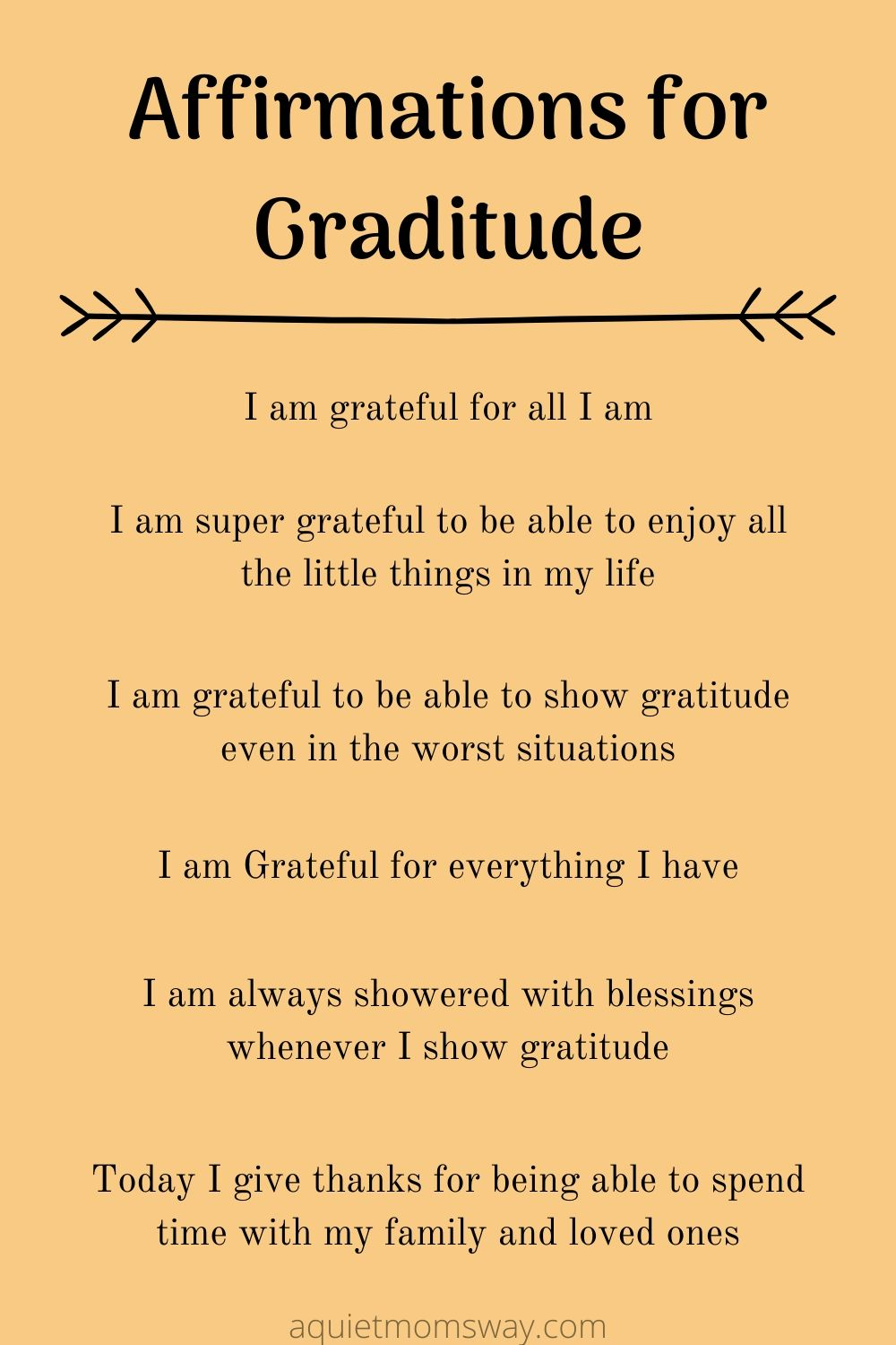 What's so important about Gratitude?