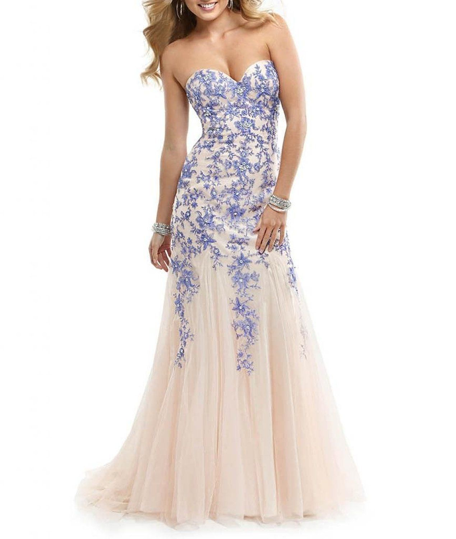Fashionbride womenus lace mermaid long evening dresses prom gown