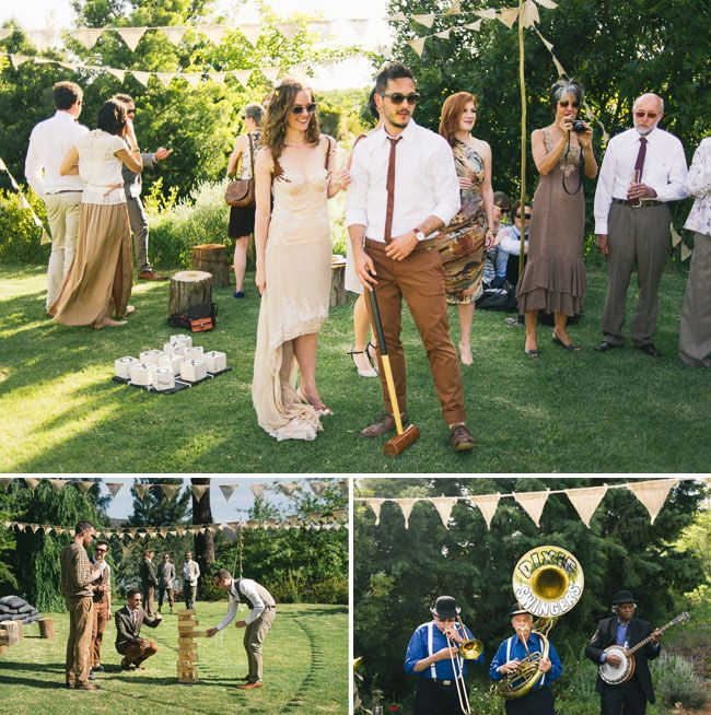Vintage Garden Party Wedding Louise Dave With Images Garden Party Wedding Vintage Garden Parties Wedding After Party