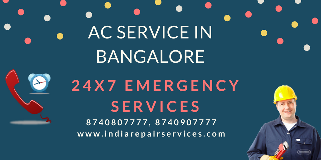 India Repair Services serve our customers in different