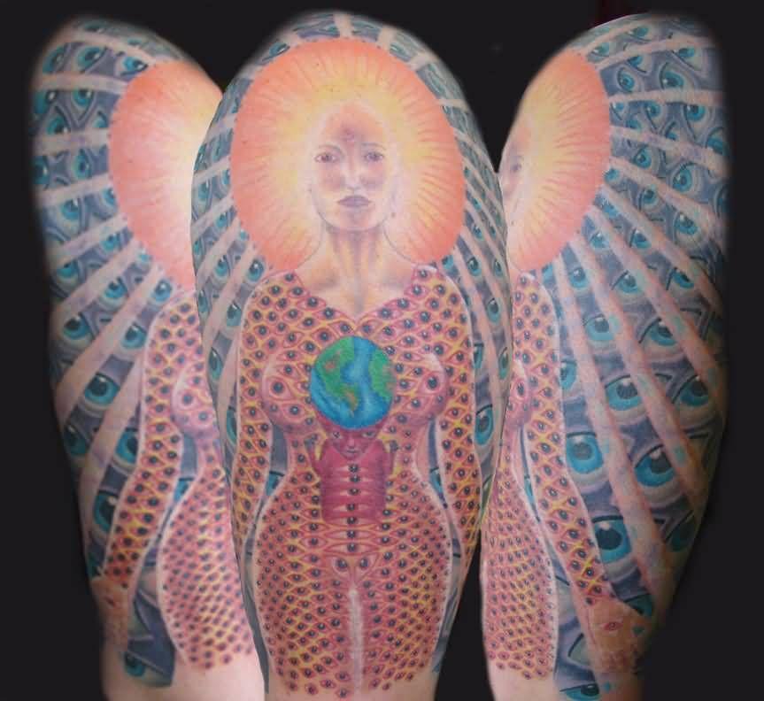 Alex Grey Tattoo Design Sample Alex grey tattoo, Tattoos