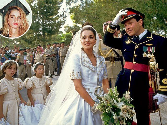 Image result for Rania Al-Yassin and King Abdullah II of Jordan PIC