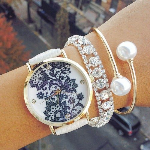 watch simple gold leaf for i watches women sale luxry chic