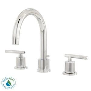 Pegasus Dorset 8 In 2 Handle High Arc Bathroom Faucet In Chrome