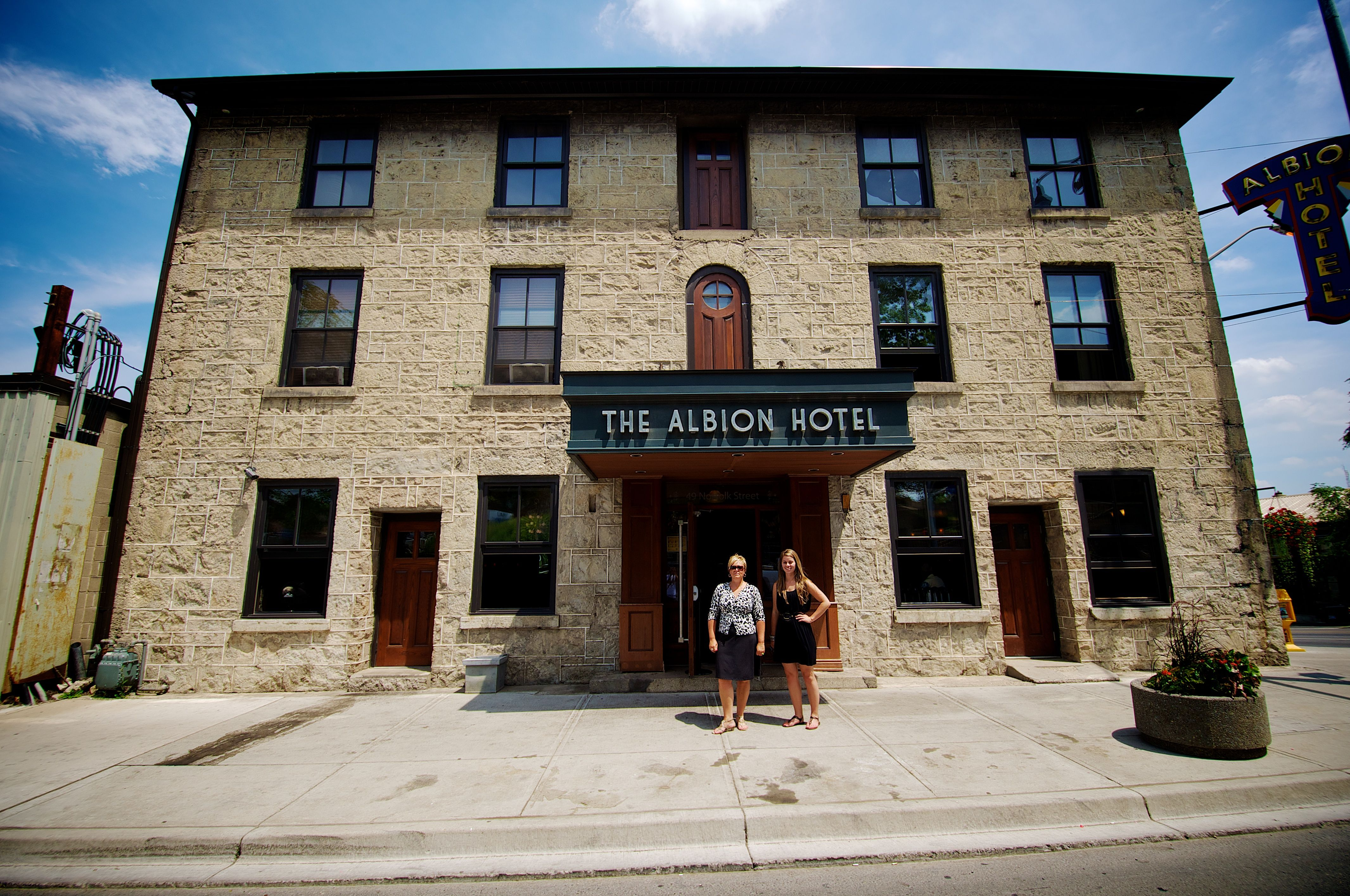 The Albion Hotel RestaurantPub Downtown GuelphOntario Food - Guelphs 12 best restaurant gems