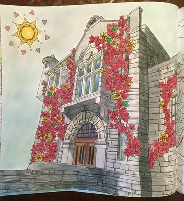 Nelson Courthouse By Audra Metcalf