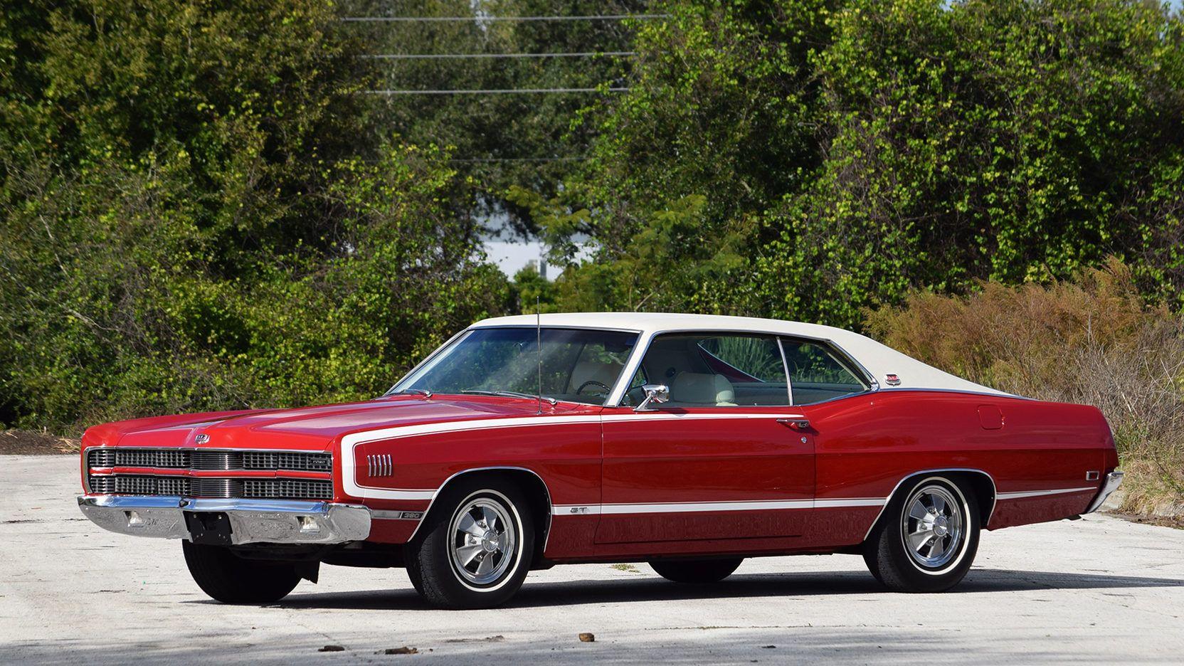 1969 Ford Ltd Xl Gt Presented As Lot W50 At Kissimmee Fl Ford
