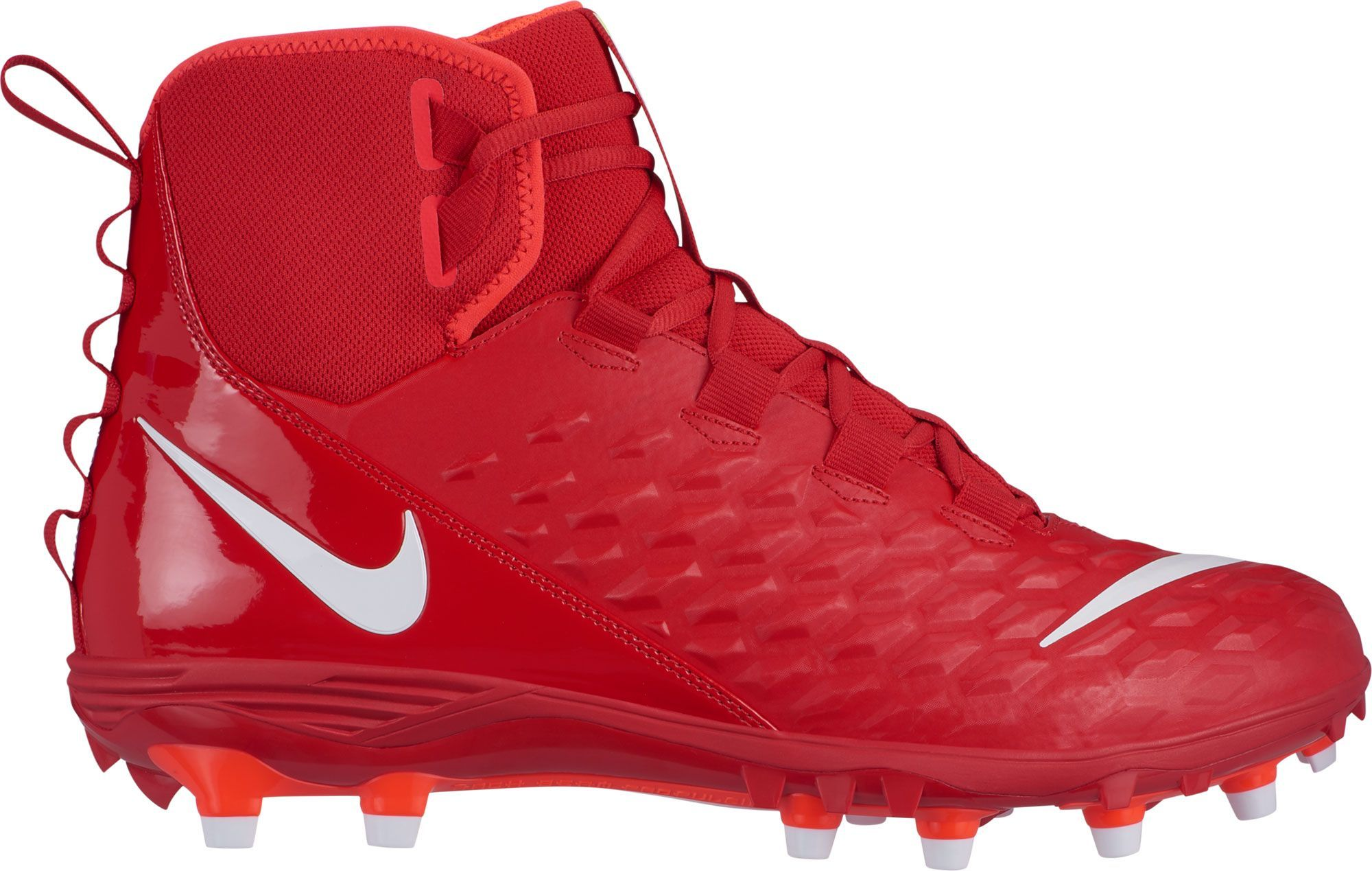 a46fcde23dbf Nike Men s Force Savage Varsity 2 Mid Football Cleats