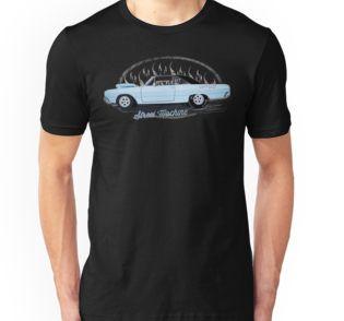 """""""Plymouth Dart Dragster Street Machine 1969"""" Grafik T-Shirts von SAVALLAS   Redbubble"""
