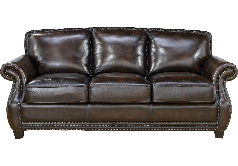 Warrick Brown Leather Sleeper | HOD in 2019 | Best leather ...