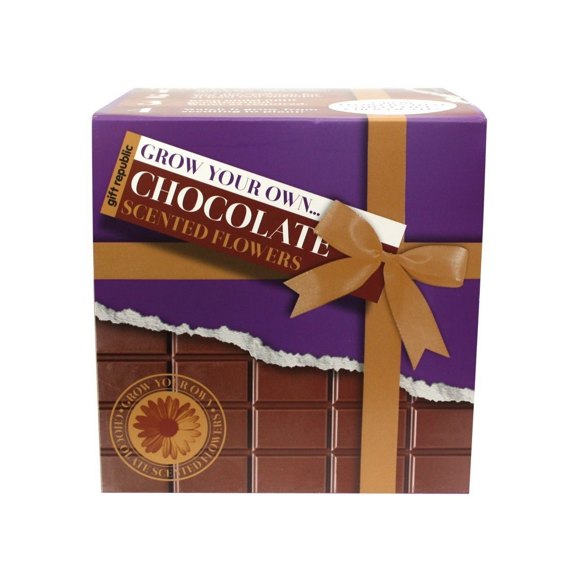 Great Gifts For Chocolate Lovers Grow Your Own Chocolate Scented Flowers