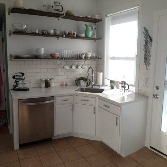 Kitchen Makeover Contest: Before & After: Angie's Updated Kitchen