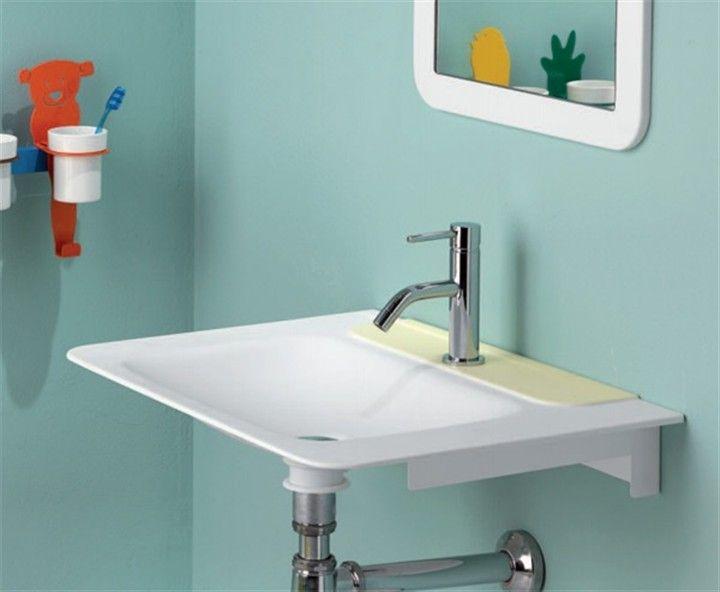 Risultato immagini per bagno colorato bambini Bagni