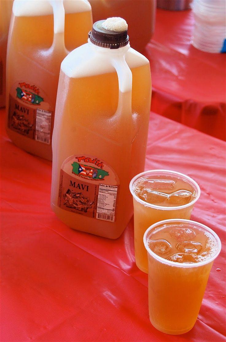 Puerto Rico Drinks