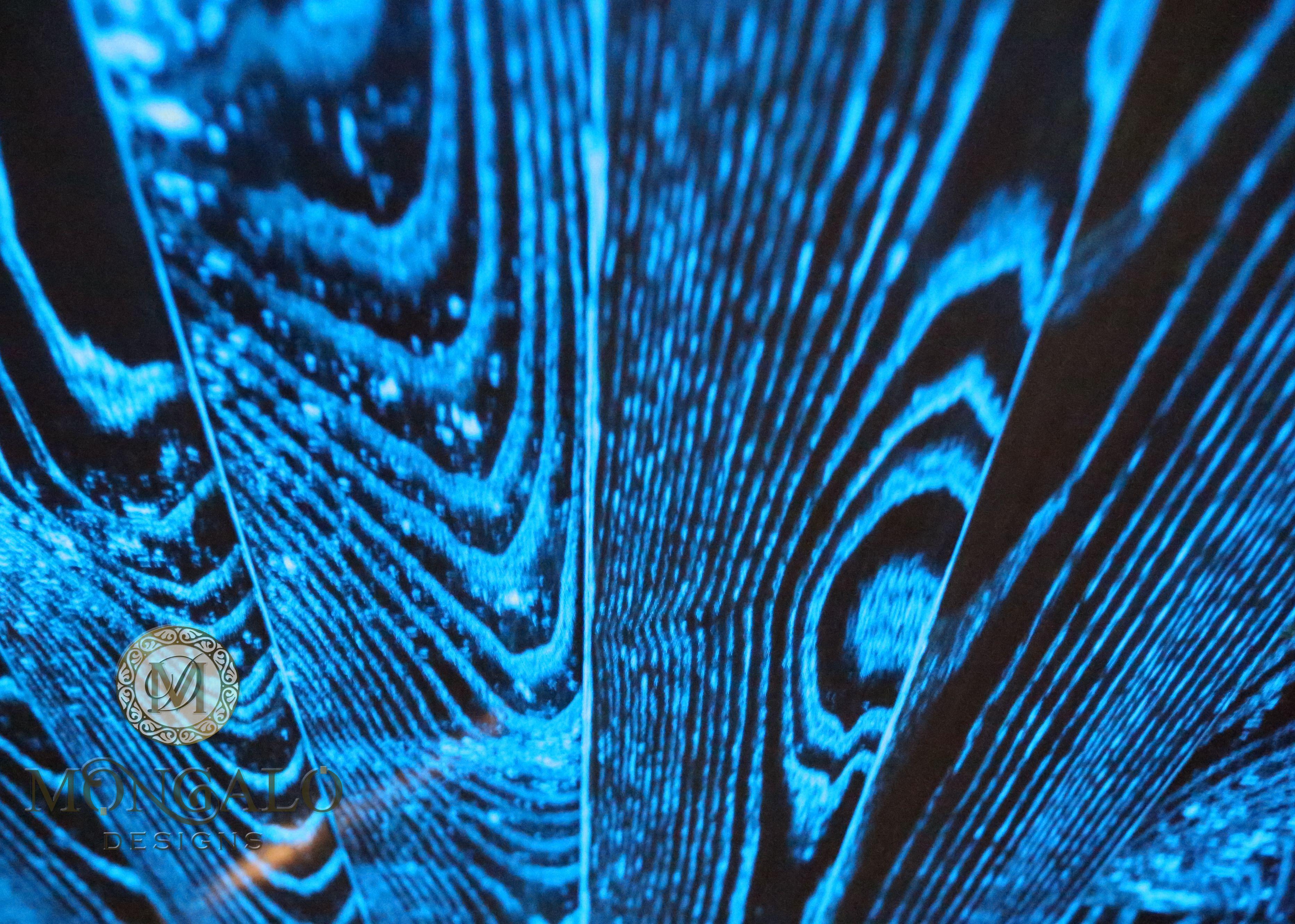 Glow In The Dark Furniture glow in the dark wood planks. | mongalo designs | pinterest | wood