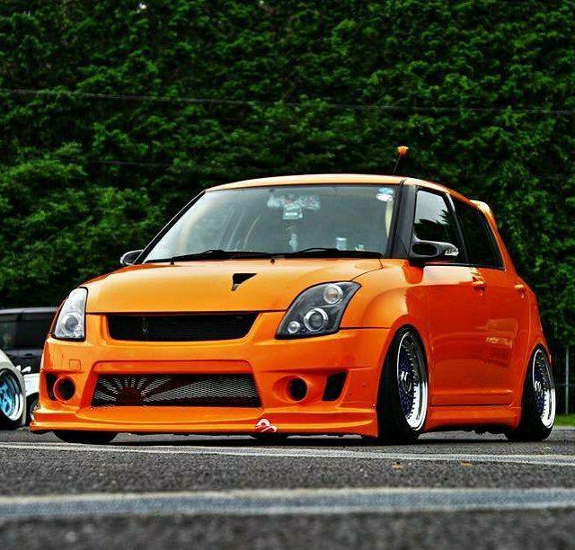 Suzuki Swift Sport: Suzuki Swift €� 197 фотографий