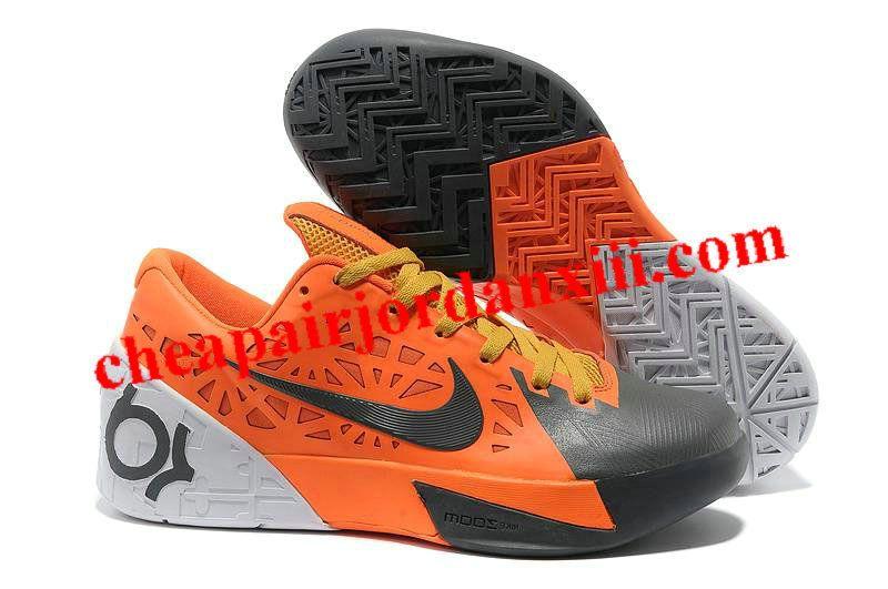 c62a4a0a2d36 ... reduced nike kd trey 5 team orange grey shoes 2a5d7 68fbb
