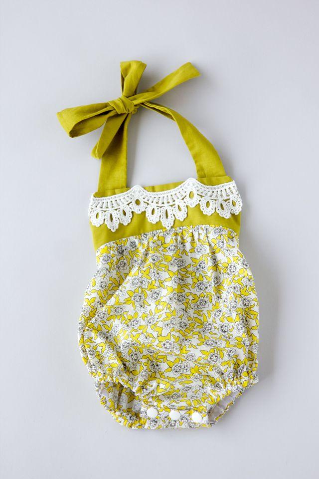 Boho Baby Romper Pattern See Kate Sew Patterns Pinterest