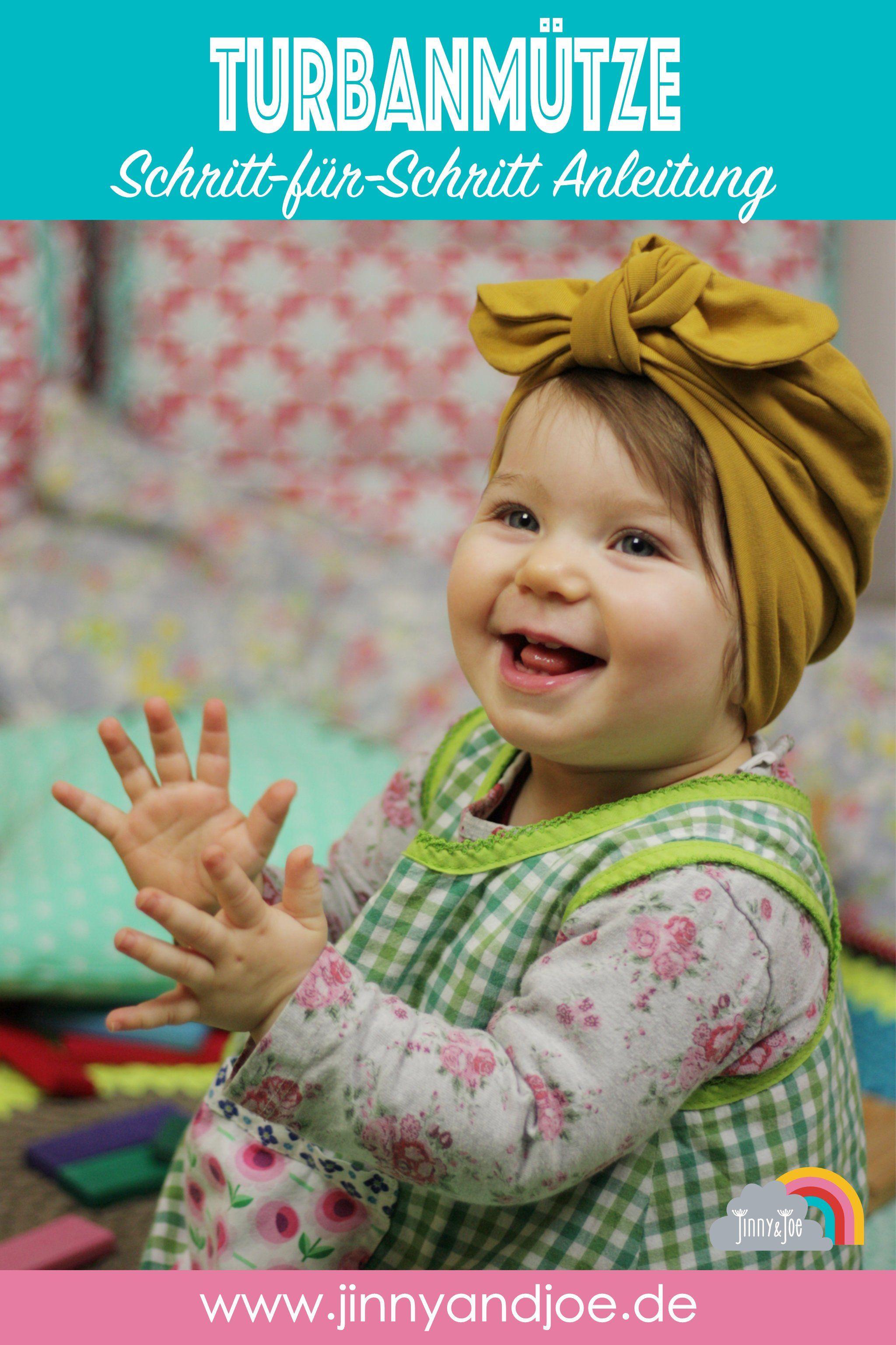 Baby Mädchen Knoten Stirnbänder Babymütze Wintermütze Kappe Kopfdeckung Hut