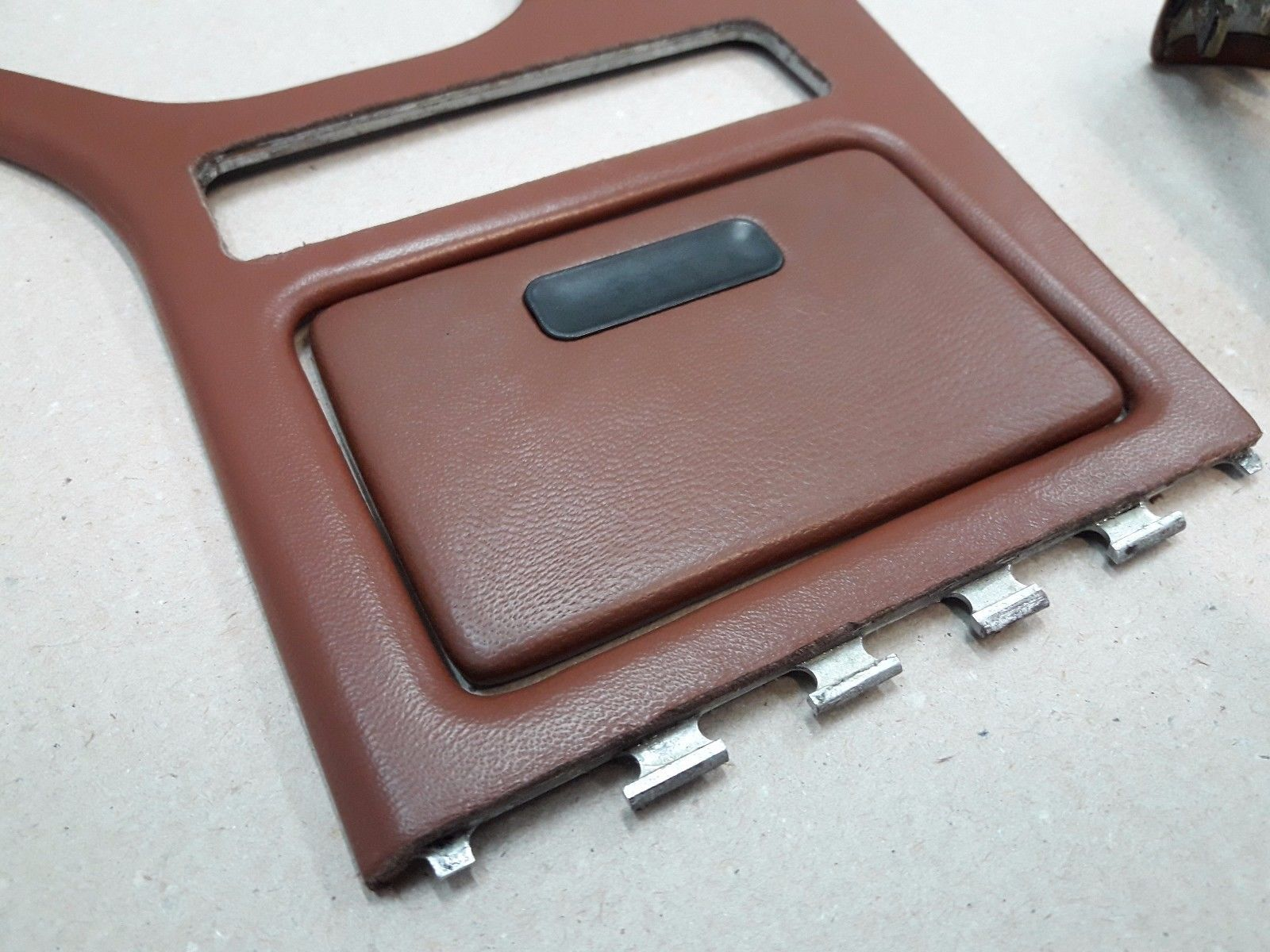 Details About Bmw 5 Series E39 E39 M5 Brown Leather Wrapped