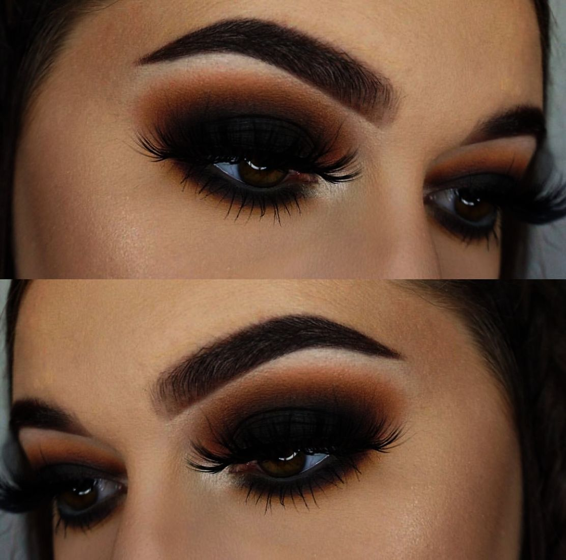 look what i found >> smokey eye look images #facebook