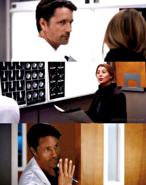 I'm warming up to the idea of Mer and riggs, but he will never stand a chance against McDreamy!