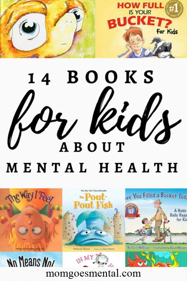 16 Books for Kids About Mental Health is part of Kids mental health, Mental health activities, Kids health, Childrens health, Health books, Health activities - These 16 books for kids about mental health will keep the conversation and learning going long after the story ends