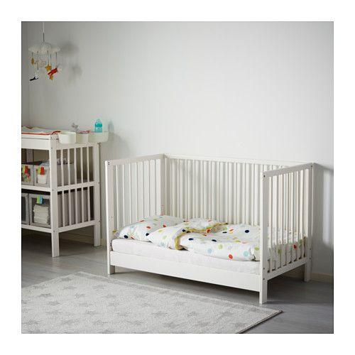 Gulliver Lit Bebe Blanc 60x120 Cm Lit Bebe Ikea Lit Bebe Et