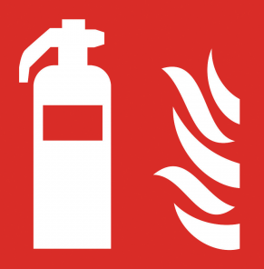 Fire Extinguisher Sign Fire Extinguisher Engraved Sign Fire Extinguishers