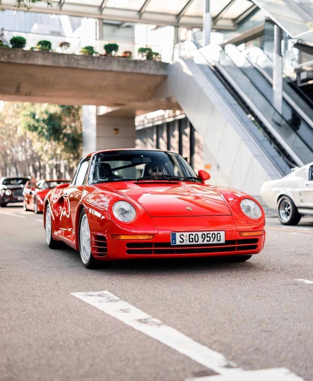 Pin By K. AZ On Porsche 959 (With Images)