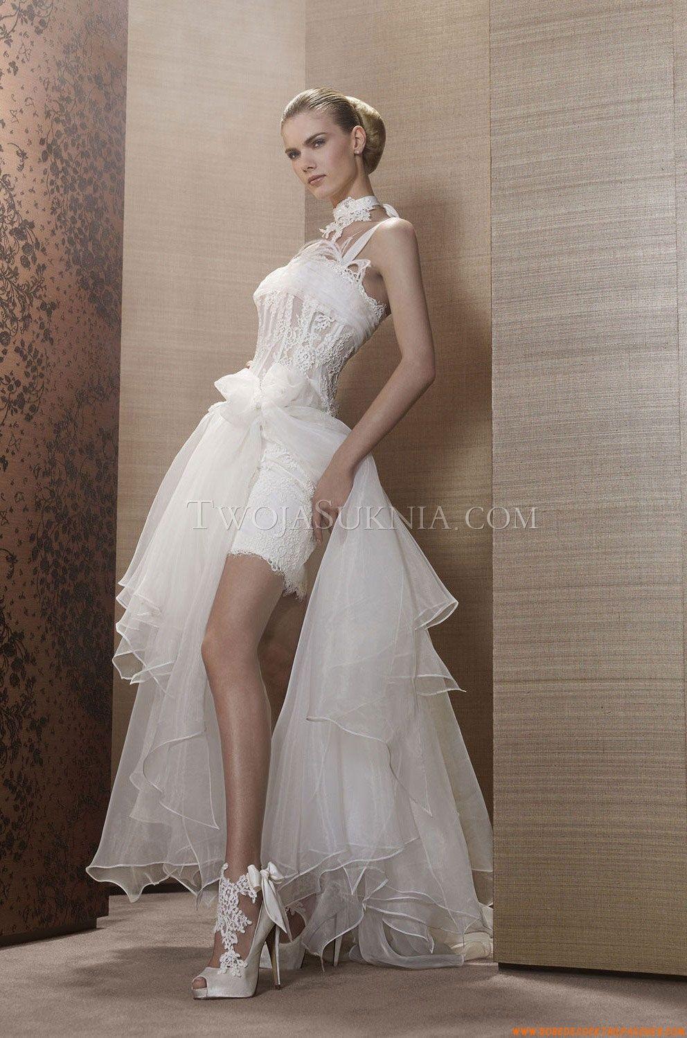 Robe de marie pronuptia paris zelie 2013 modern bridal chiffon wedding dresses ombrellifo Gallery