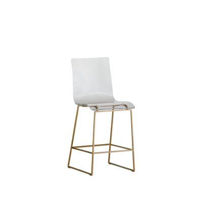 Gabby King 24 75 Quot Bar Stool Color Antique Gold In 2019