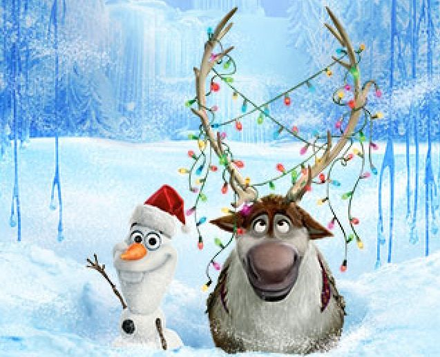 olaf and sven luv love frozen sooooooo much. Black Bedroom Furniture Sets. Home Design Ideas