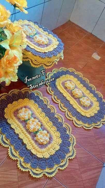 Pin von Yvette Jefferson auf Crochet 13, Laheh\' Ghasel Gharap ...