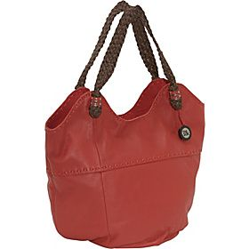 The Sak Indio Leather Large Tote - eBags.com