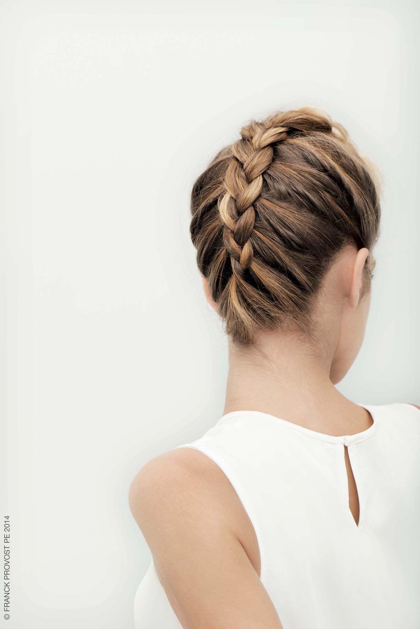 Dutch braid   HAIR UP   Pinterest   Dutch braids, Face hair and Hair ...