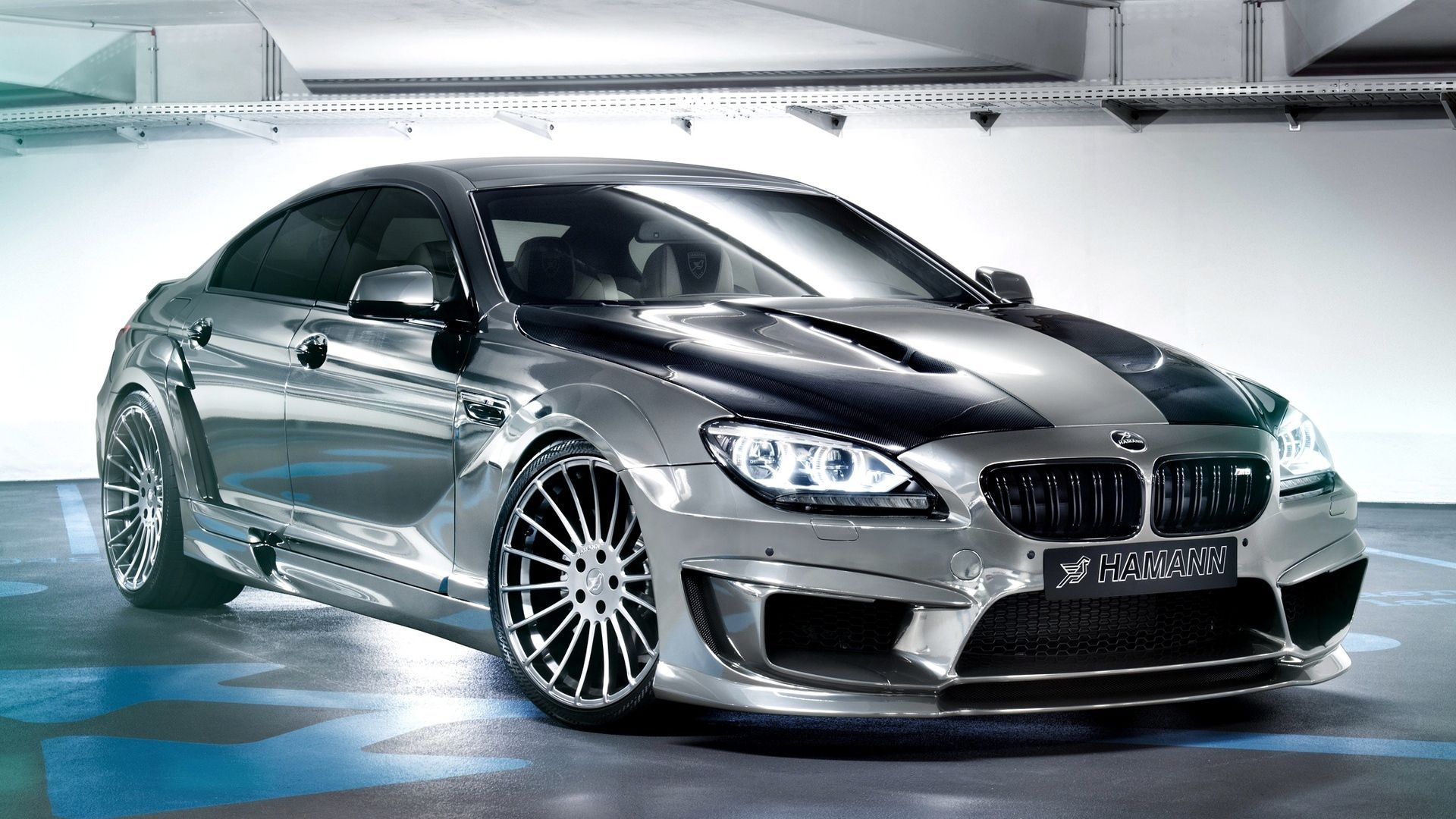 Download Wallpaper 1920x1080 Bmw F06 Gran Coupe Tuning Hamann Full Hd 1080p Hd Background Bmw M6 Gran Coupe Bmw