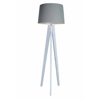 Find poppy white tripod floor lamp at homebase visit your local store for the widest range of lighting electrical products